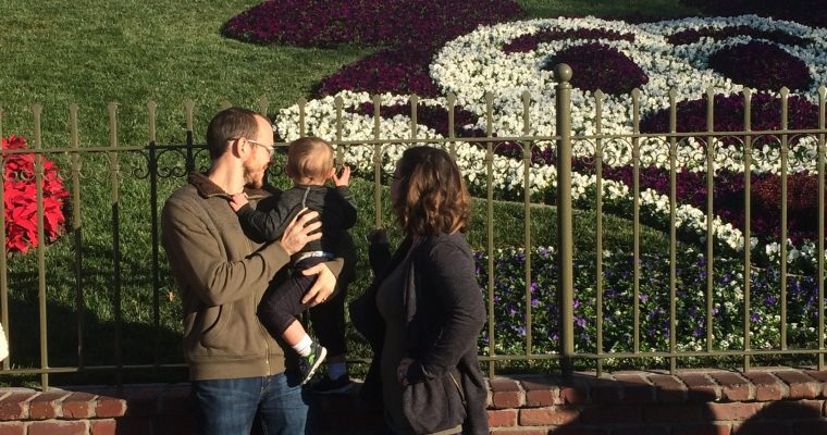 Tips for Bringing a Toddler to Disneyland & California Adventure