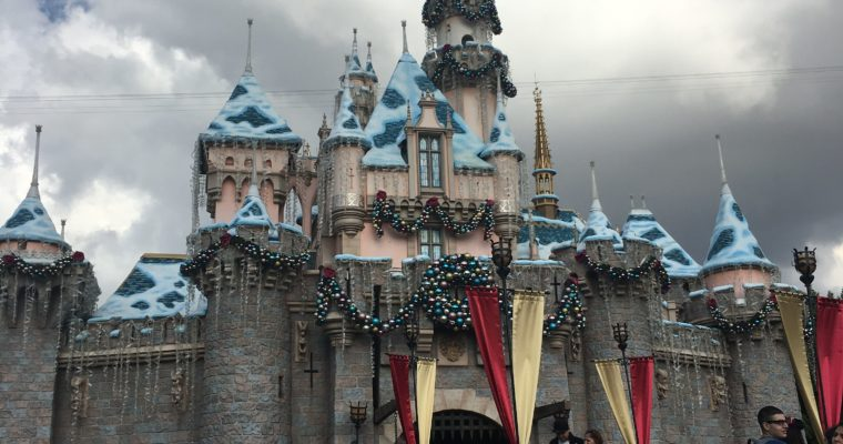 Our Route to Disneyland (Updated)