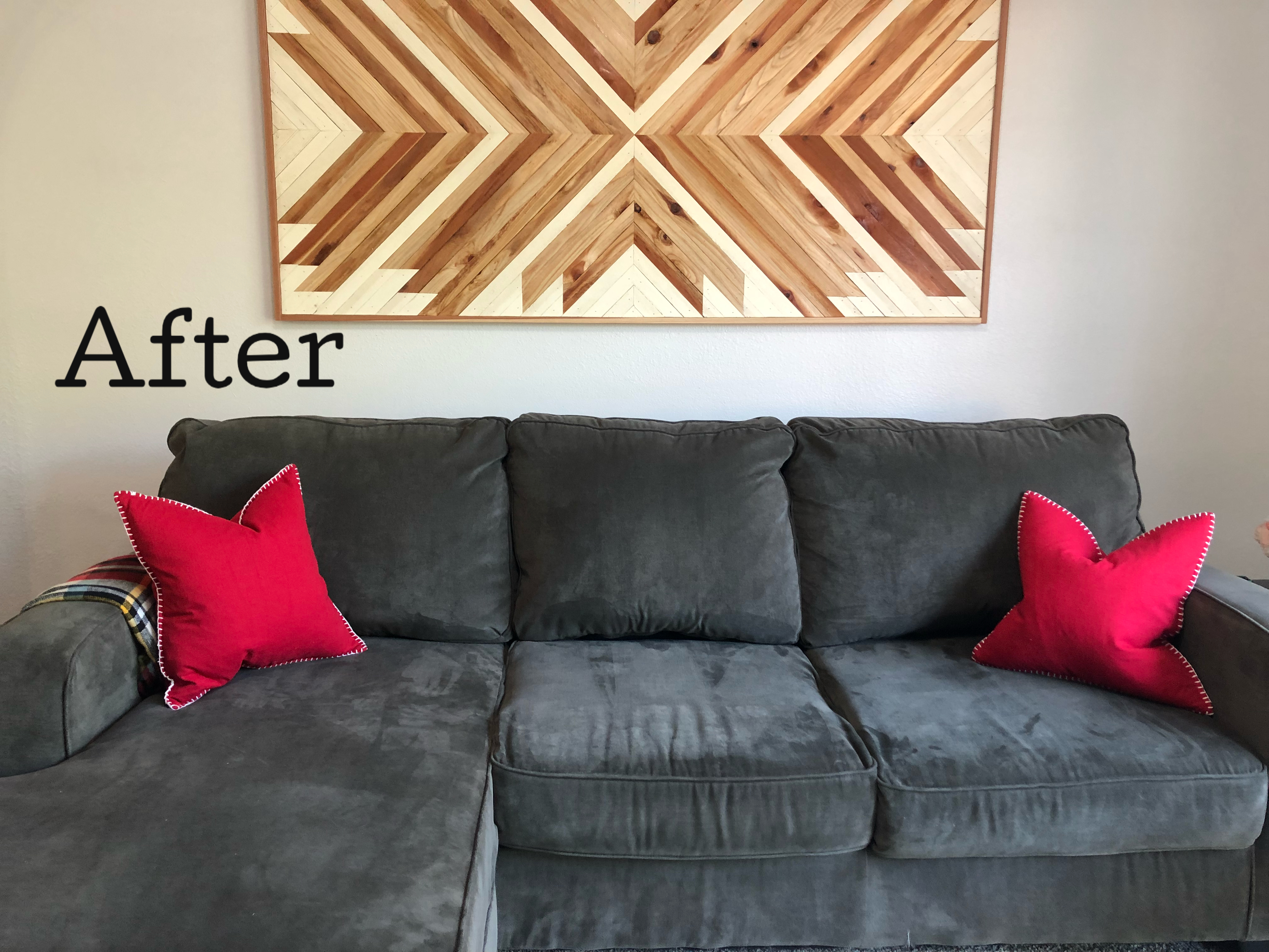 Revitalize Your Sofa!
