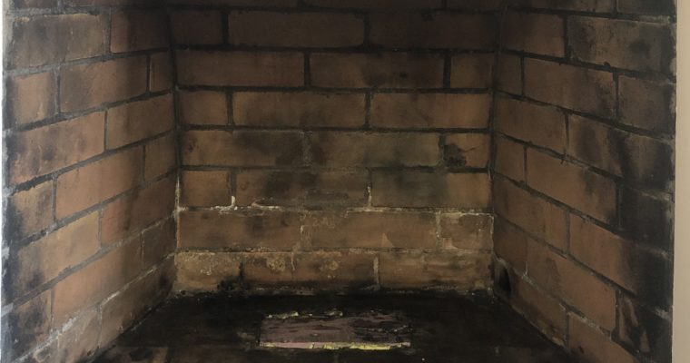 How To Clean the Inside of a Brick Fireplace