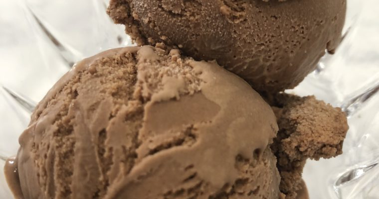 The Best Homemade Chocolate (or Vanilla!) Ice Cream