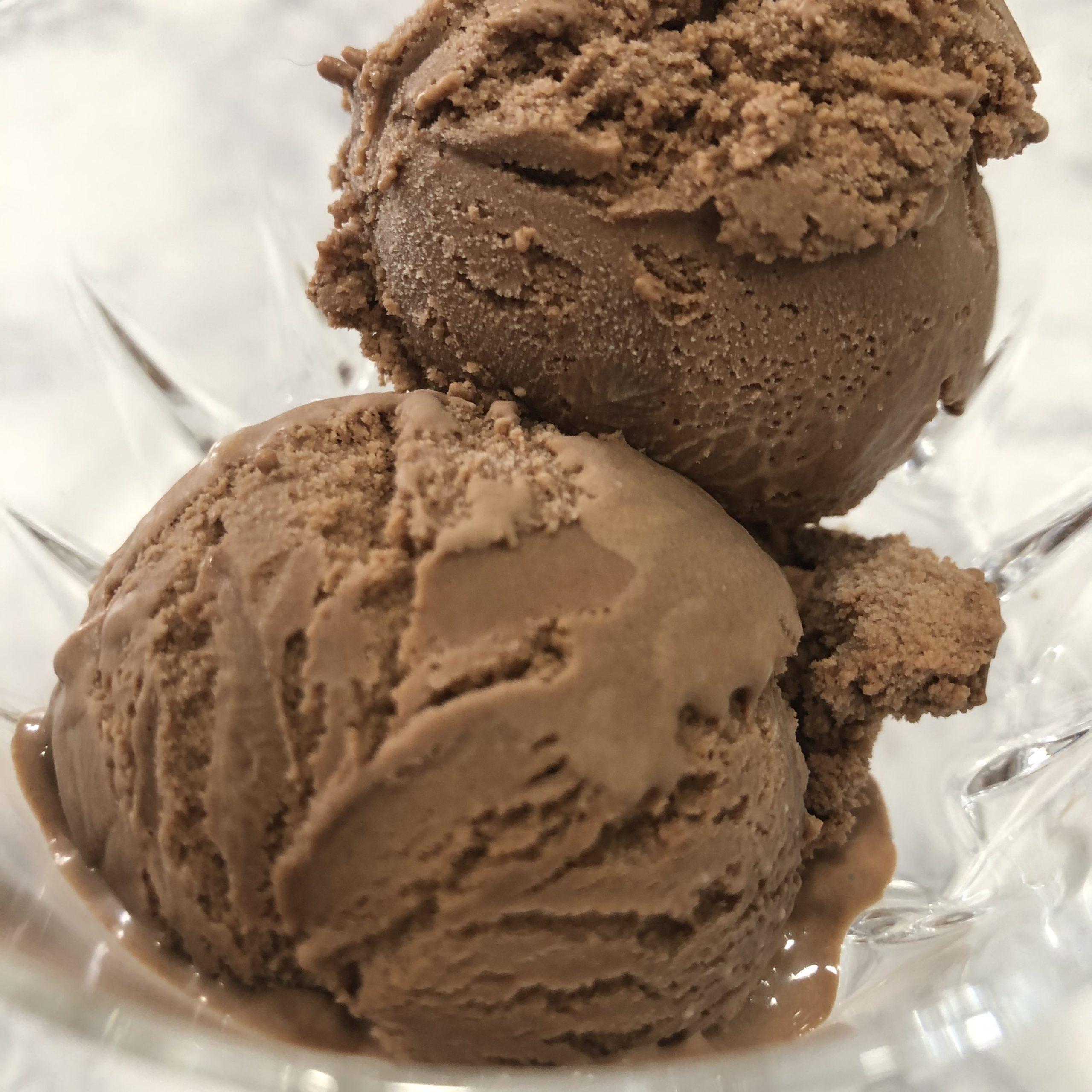 The Best Homemade Chocolate (or Vanilla!) Ice Cream