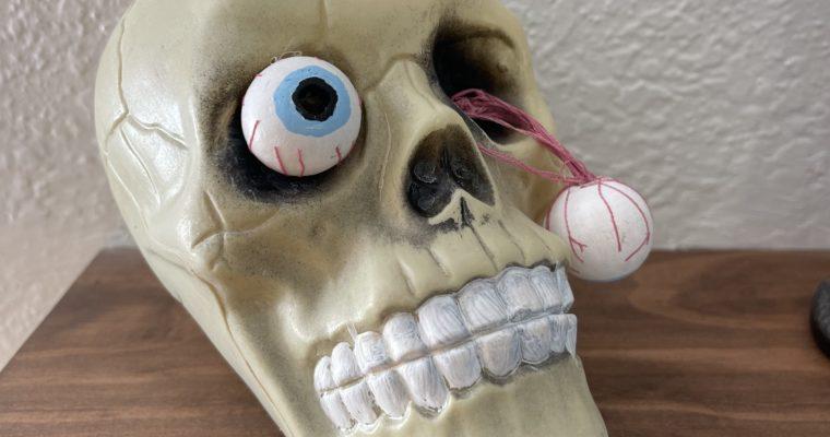 Skeleton Skull Transformation Three Ways